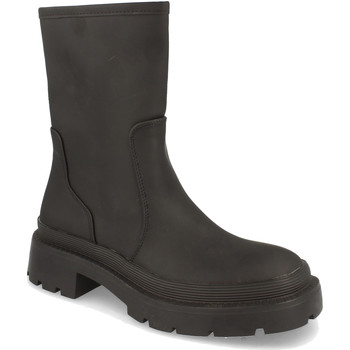 Sapatos Mulher Botas baixas H&d YZ19-338 Negro