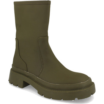 Sapatos Mulher Botas baixas H&d YZ19-338 Verde