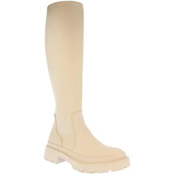Sapatos Mulher Botas de borracha H&d YZ19-339 Beige