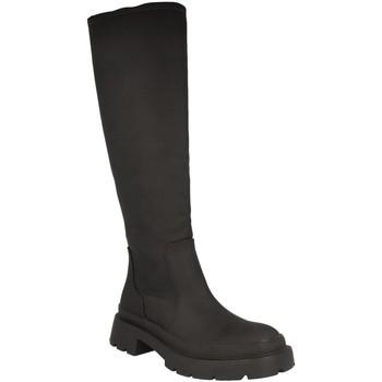 Sapatos Mulher Botas de borracha H&d YZ19-339 Negro