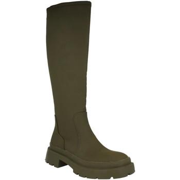 Sapatos Mulher Botas de borracha H&d YZ19-339 Verde