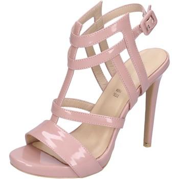 Sapatos Mulher Sandálias Brigitte Sandálias BJ966 Cor de rosa