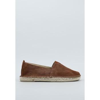 Sapatos Homem Alpargatas Senses & Shoes  Castanho