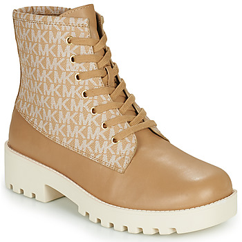 Sapatos Mulher Botins MICHAEL Michael Kors JAX Camel