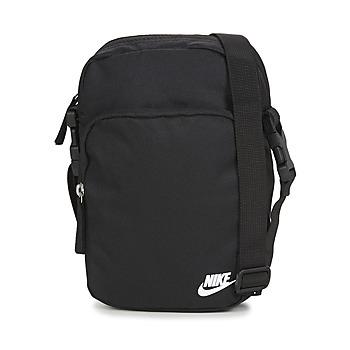Malas Pouch / Clutch Nike NK HERITAGE CROSSBODY -  FA22 Preto / Branco