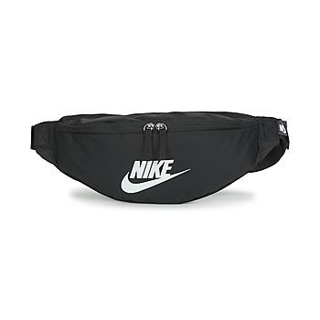 Malas Pochete Nike NK HERITAGE WAISTPACK - FA22 Preto / Branco
