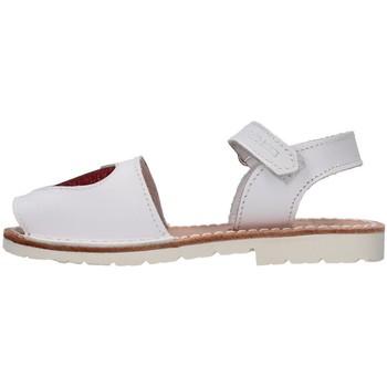 Sapatos Rapariga Sandálias Balducci CITA4450 Branco
