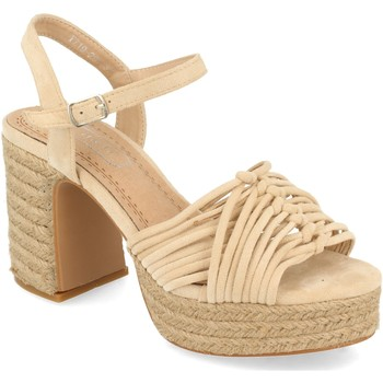 Sapatos Mulher Sandálias H&d YZ19-299 Beige