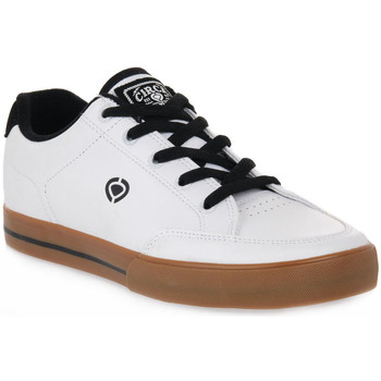 Sapatos Homem Sapatilhas C1rca AL 50 SLIM WHITE Bianco
