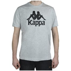 Textil Homem T-Shirt mangas curtas Kappa Caspar Cinzento