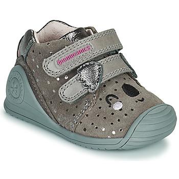 Sapatos Rapariga Sapatilhas Biomecanics BIOGATEO CASUAL Toupeira
