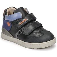Sapatos Rapaz Sapatilhas de cano-alto Biomecanics BIOEVOLUTION BOY Marinho