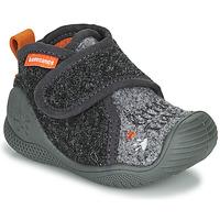 Sapatos Rapaz Chinelos Biomecanics BIOHOME Cinza