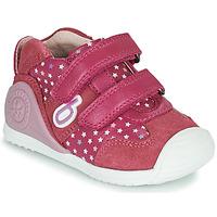 Sapatos Rapariga Sapatilhas Biomecanics BIOGATEO SPORT Rosa