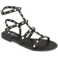 Sapatos Mulher Sandálias Tephani TF2255 Negro