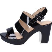 Sapatos Mulher Sandálias Brigitte Sandálias BJ970 Preto