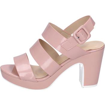 Sapatos Mulher Sandálias Brigitte Sandálias BJ971 Cor de rosa
