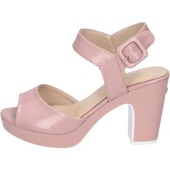 Sapatos Mulher Sandálias Brigitte Sandálias BJ972 Cor de rosa