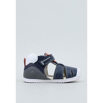 Sapatos Rapaz Sandálias Biomecanics  Azul