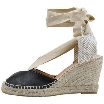 Sapatos Mulher Alpargatas Senses & Shoes  Preto