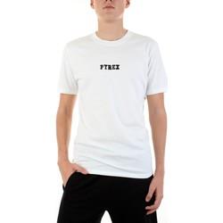 Textil Homem T-Shirt mangas curtas Pyrex 42441 Branco