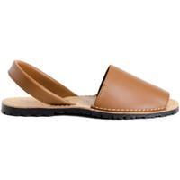 Sapatos Mulher Sandálias Zap-In 550 Castanho