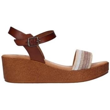 Sapatos Mulher Sandálias Lola Rico 911 Mujer Marron marron