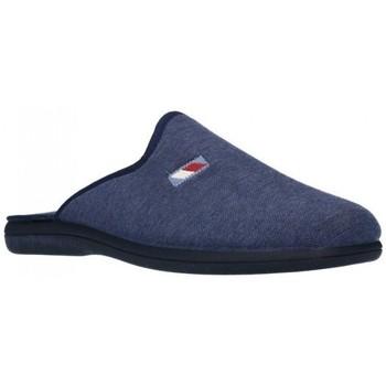 Sapatos Homem Chinelos Calzamur 24007001 Dublin A53 Hombre Azul marino bleu