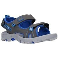 Sapatos Rapaz Sandálias Gioseppo 47440 AACHEN Niño Gris gris