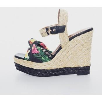 Sapatos Mulher Sandálias Exé Shoes NAOMI-335 Negro