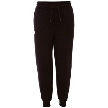 Textil Mulher Calças de treino Kappa Inama Sweat Pants Preto