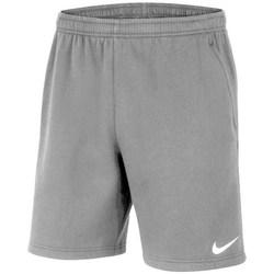 Textil Homem Calças curtas Nike Park 20 Fleece Cinzento