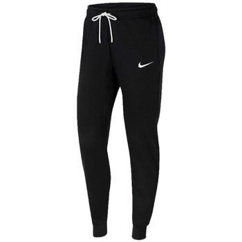 Textil Mulher Collants Nike Wmns Fleece Pants Preto