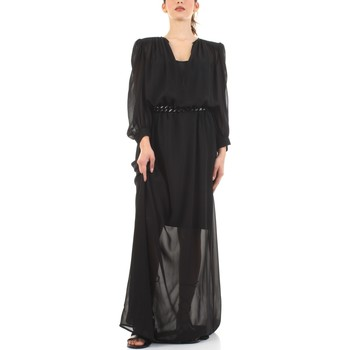 Textil Mulher Vestidos compridos John Richmond RWP21003VE Preto