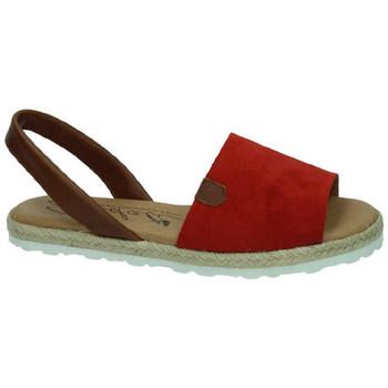 Sapatos Mulher Sandálias Sandali  Vermelho