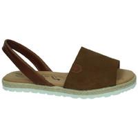 Sapatos Mulher Sandálias Sandali  Castanho