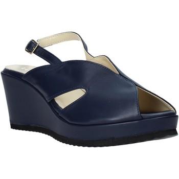 Sapatos Mulher Sandálias Esther Collezioni ZB 115 Azul