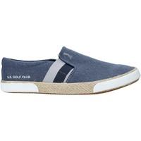 Sapatos Homem Slip on U.s. Golf S20-SUS101 Azul