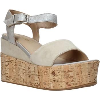 Sapatos Mulher Sandálias IgI&CO 1191 Cinzento