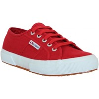 Sapatos Mulher Sapatilhas Superga 137912 Vermelho