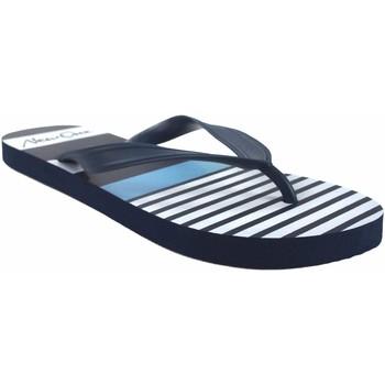 Sapatos Homem Chinelos Kelara Praia Knight  12024 blue Azul