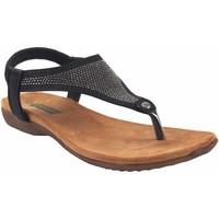 Sapatos Mulher Sandálias Amarpies senhora  19081 abz preto Preto