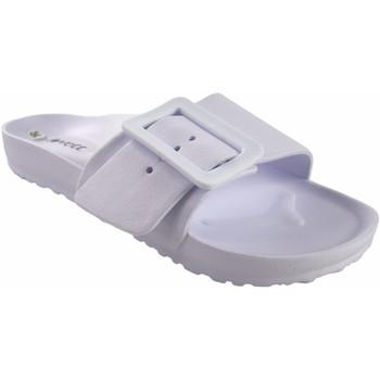 Sapatos Mulher Multi-desportos Kelara Praia da senhora  02022 branco Branco