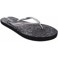 Sapatos Mulher Multi-desportos Kelara Senhora da praia  k12009 preto Preto