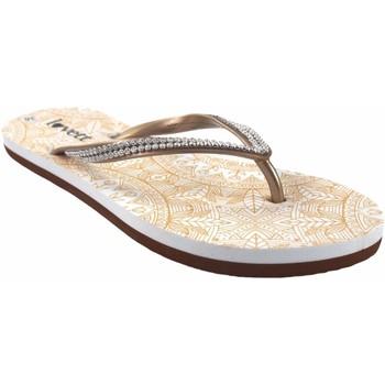 Sapatos Mulher Multi-desportos Kelara Senhora da praia  k12009 ouro Ouro