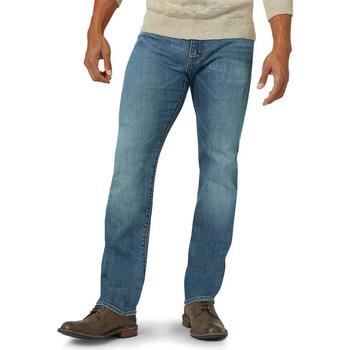 Textil Homem Calças de ganga slim Lee Cooper  Azul