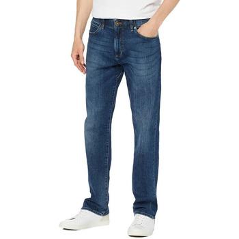 Textil Homem Calças Jeans Lee Cooper  Azul