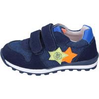 Sapatos Rapaz Sapatilhas Enrico Coveri BJ974 Azul