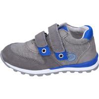 Sapatos Rapaz Sapatilhas Enrico Coveri BJ975 Cinza