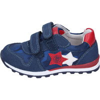 Sapatos Rapaz Sapatilhas Enrico Coveri BJ976 Azul